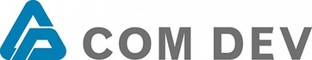 COM DEV logo